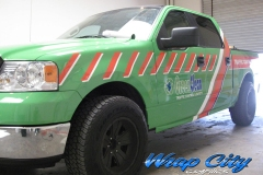 project-green-clean-ford-f150-wrap