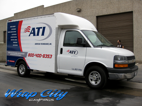 project-fleet-van-wrap