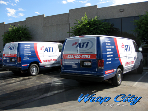 project-fleet-wrap-van