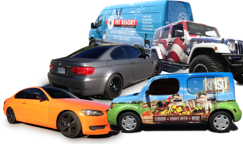 San Diego Car Wraps